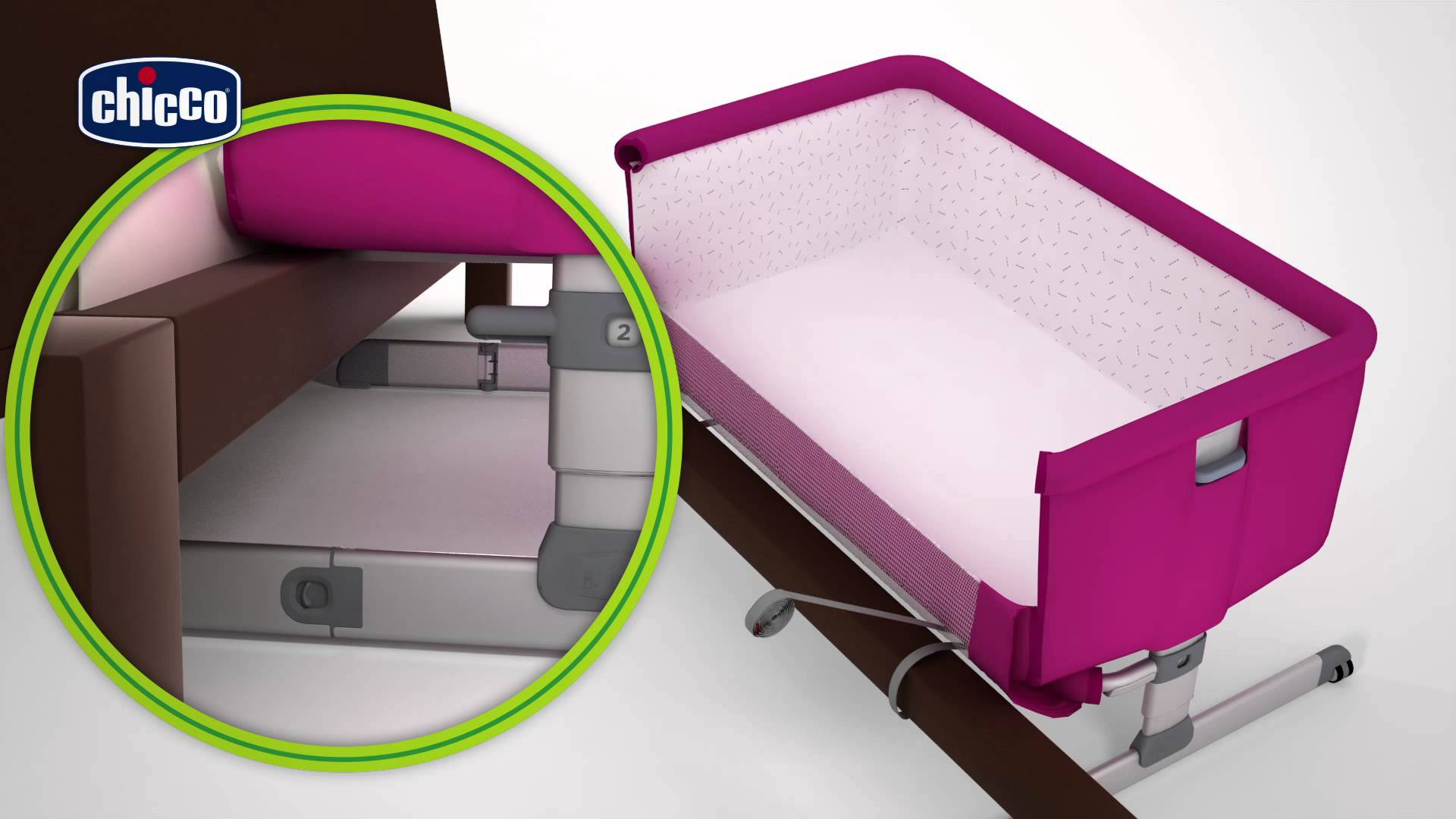 Baby cribs liverpool - Side Sleeping Crib Chicco Next2me