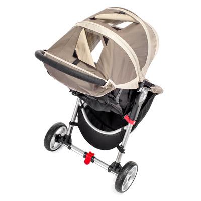 Baby Jogger City Mini GT klapvogn,lille vindue